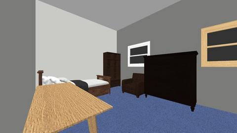 Bedroom - Bedroom  - by erier2003