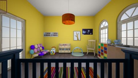 Emilys Nursery - Kids room  - by Emilyv55551