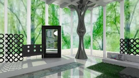 Modern Natura - Minimal - Living room  - by norli99