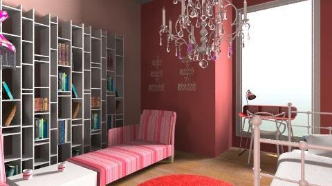 child spare room - Rustic - Bedroom  - by jackie_lloyd
