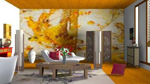 raiz - Glamour - Living room  - by jennijap