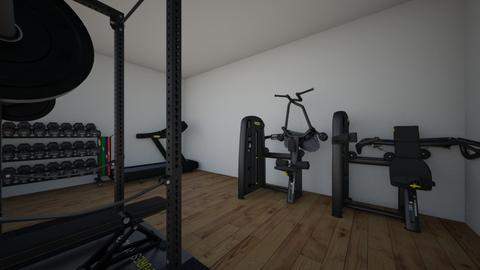 gym - by malsbro