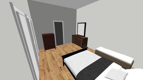 Loft bedroom 3 - by julianfred