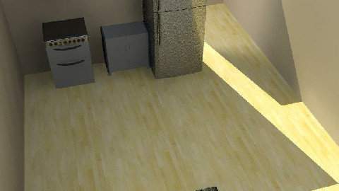 Apartamentico02 - Dining Room - by ricardojgomez
