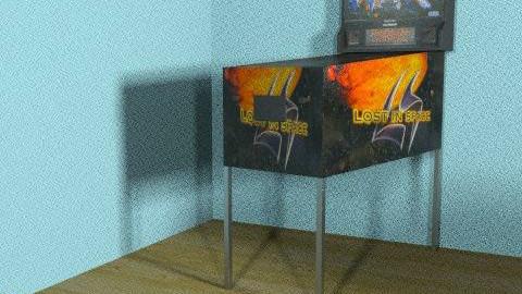 living room #1 - Retro - Living room  - by ashwild