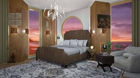 5 elements - Minimal - Bedroom  - by BlackOrchidea