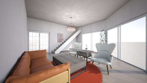 Apartment - Living room  - by Meme6103