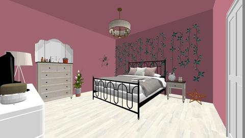 dream bedroom - Modern - Bedroom  - by Preppy_maria