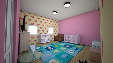 parenting  - Kids room  - by Kelley rose tharaldsen