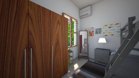 Filipino Kids Bedroom - Kids room  - by SammyJPili