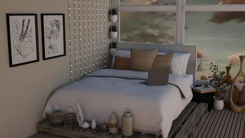 for cozb12 - Bedroom  - by MilksDaBunz