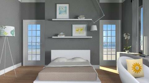 Room Revamp - Modern - Bedroom  - by channing4