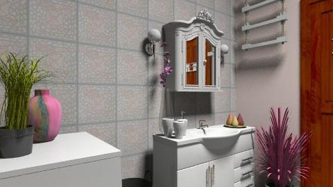 bath 1 - Minimal - Bathroom  - by nag26