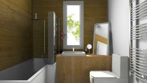 terry - Modern - Bathroom  - by 3rdfloor
