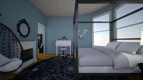Winterfell 1st Floor Bed - Kids room  - by DesignKeeper09
