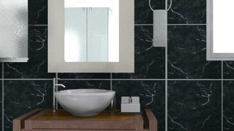 pomi - Classic - Bathroom  - by poulami