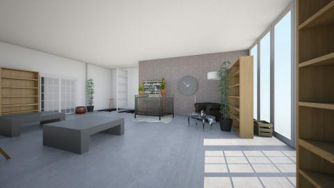 i am - Office - by amberxx