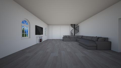 clients living space  - by DiamondMc
