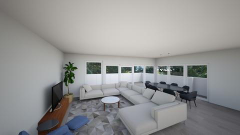 KevT LR New - Living room  - by Louine Wailes