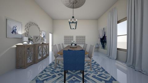 Formal Dining_Micaela - Modern - Dining room  - by tlang10157