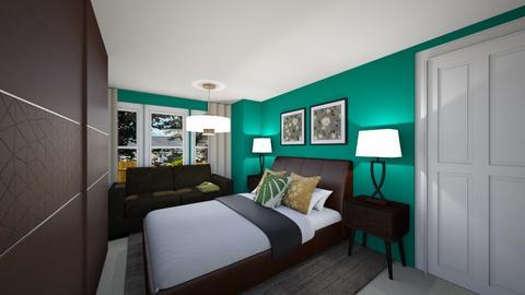 1 Back Bedroom Chiltern - Bedroom  - by mandalea545