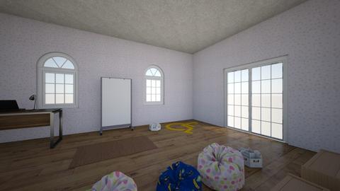 my classroom - by jisoza