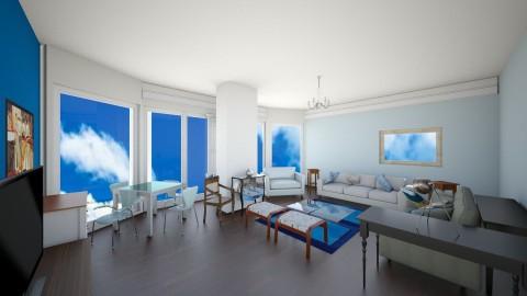 Living10c - Living room - by hala amroussy
