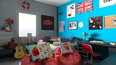 Tehacapi room 111 - Bedroom - by Rocklover101