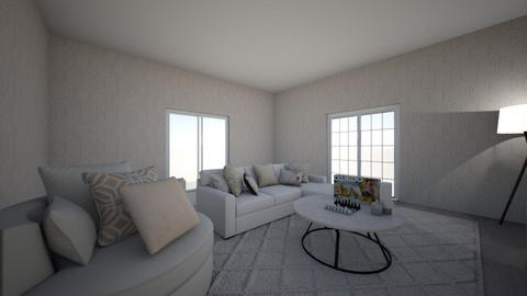 THE SIMS LIVING ROOM 1 - by nicolefaithv