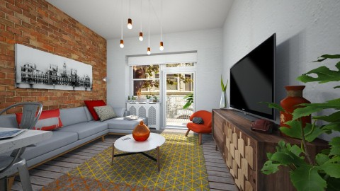 living room 2 - by sofia95