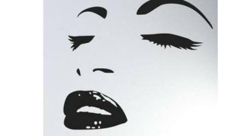 face - Modern - Wallpaper - by karmen411