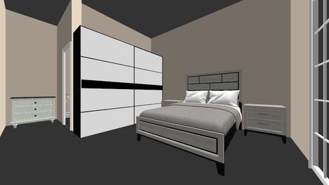kriausiu  - Bedroom  - by MarkJankelaic