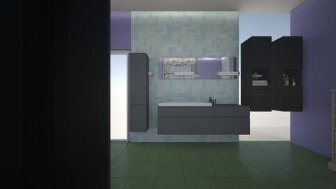 Master Bathroom 1 - Bathroom  - by AnvithaK