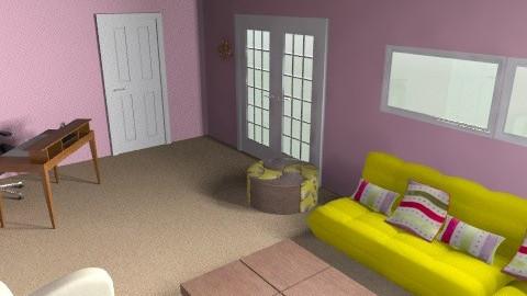 reception area123 - Modern - Living room - by feastudpreschool