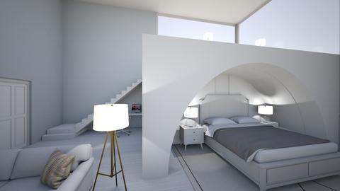 Cool Bedroom - Bedroom  - by julieinnenarchitektin
