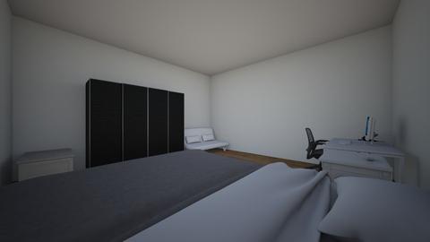 love shot - Bedroom - by xelraen