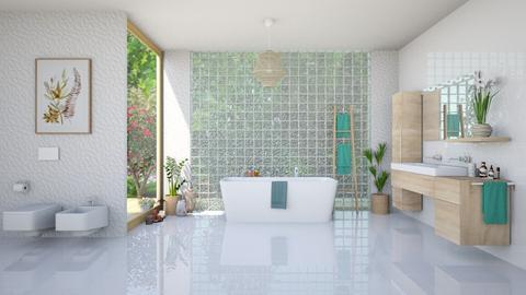 Luxury bath - Bathroom  - by Vicesz