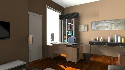 kantor jadi - Minimal - by Ginanjar Alphalexia