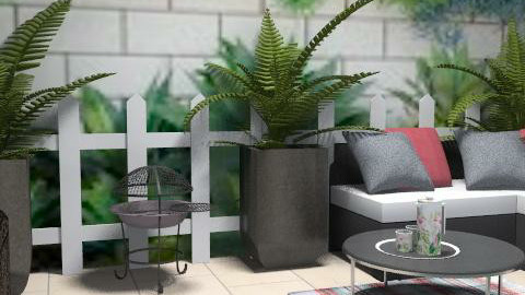 apt living small backyard........ - Minimal - by thankgod