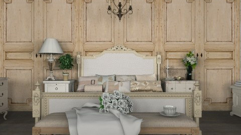 I'm a little bit (french) country - Feminine - Bedroom  - by starsector