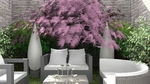 Mary Lee - Modern - Garden  - by Mary Lee