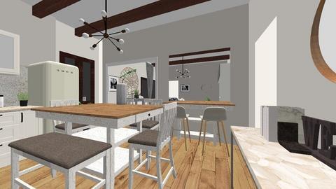 anna - Kitchen  - by Angela Quintieri