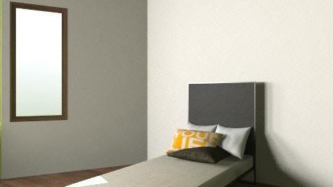 BedRoomTest - Retro - Bedroom  - by devbear