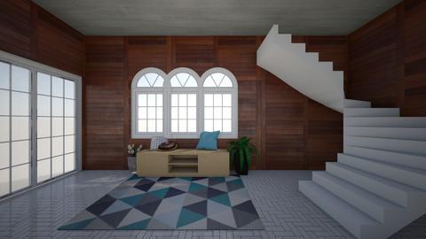 Hallway - Modern - by JonasD