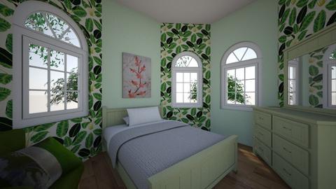 green thumb - Office  - by Emoana3652