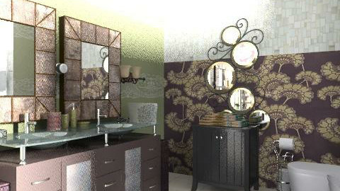 Bathroom - Classic - Bathroom  - by Lizette Najera
