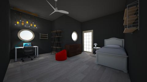 Room of Dreams - Bedroom - by NIGHTTACO10