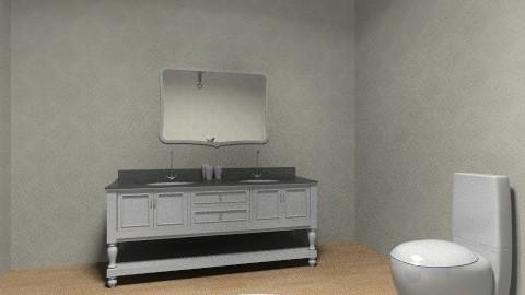 EbeveynBanyosu5 - Classic - Bathroom  - by pelinist