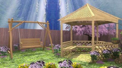 secret garden - Classic - Garden  - by deleted_1550519236_sorroweenah