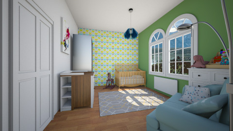 Eclectic Nursery - by Nicole2901